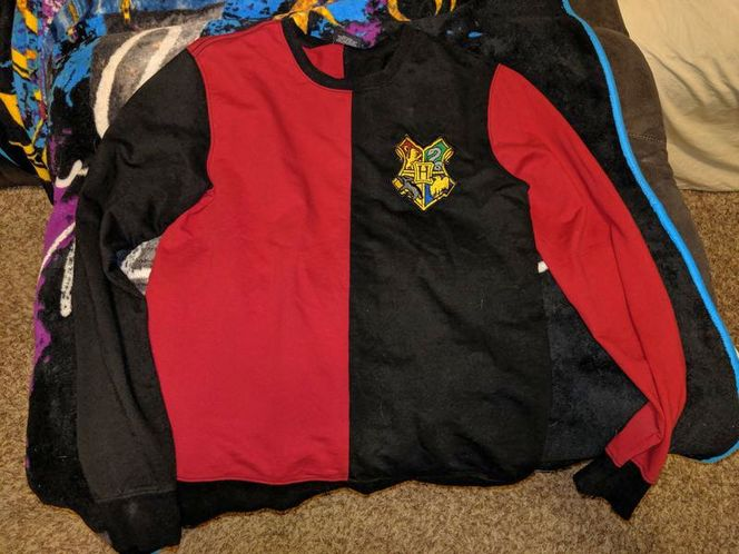 Harry Potter Costume Long Sleeve Shirt Youth Small for sale in Saratoga Springs , UT