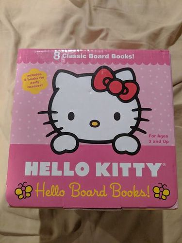 Hello Kitty 8 board book set for sale in Saratoga Springs , UT
