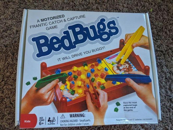 Bedbug kids game for sale in Saratoga Springs , UT
