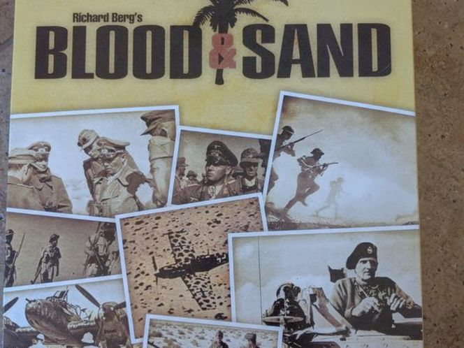 Worthington Games Blood & Sand WW2 North Africa for sale in Saratoga Springs , UT