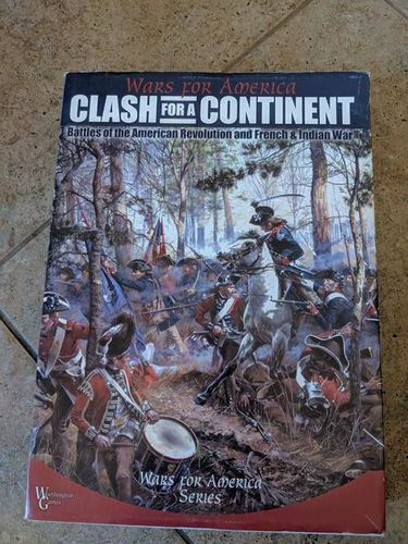 CLASH FOR A CONTINENT Worthington Game Wars for for sale in Saratoga Springs , UT
