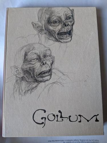 Creating Gollum DVD& book Lord of rings for sale in Saratoga Springs , UT