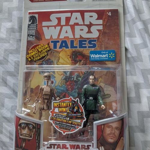 Star Wars Tales #4 Comic Packs Rom Mohc & IG97 Act for sale in Saratoga Springs , UT