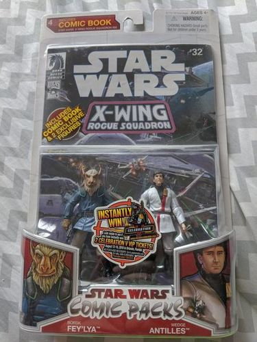 2009 Star Wars Rogue Squadron #32 BORSK FEY'LYA WE for sale in Saratoga Springs , UT