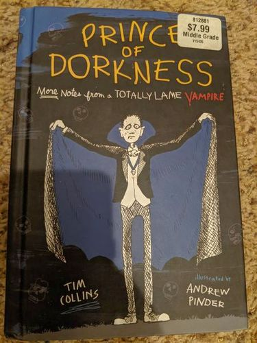Prince of Dorkness: More Notes from a Totally Lame for sale in Saratoga Springs , UT