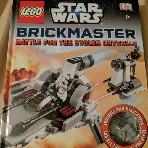 New LEGO Star Wars: Battle for the Stolen Crystals for sale in Saratoga Springs , UT
