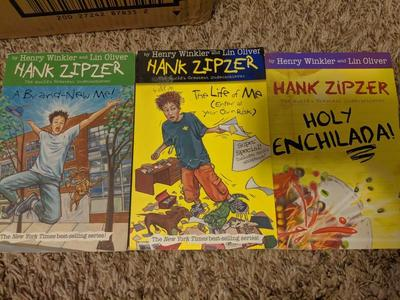 Life of Me, the #14: Enter at Your Own Risk Hank Zipler books