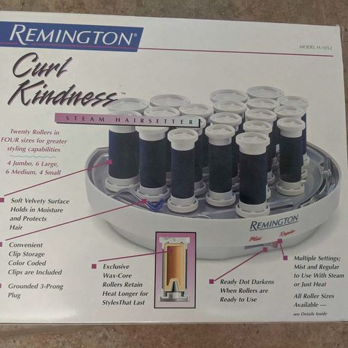Remington Protect and Shine Steam Hairsetter H1052 for sale in Saratoga Springs , UT
