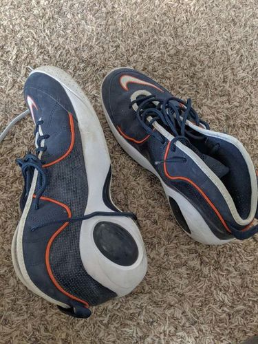 Steal Nike Air Zoom Flight 95 Size 10 Navy  for sale in Saratoga Springs , UT