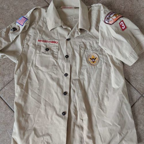 Youth size large scout shirt for sale in Saratoga Springs , UT