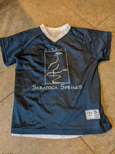 Saratoga springs soccer jersey youth large for sale in Saratoga Springs , UT