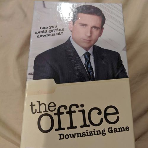 The Office Downsizing Board Game for sale in Saratoga Springs , UT