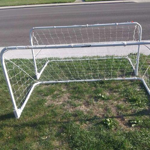 2 mini soccer goals for rent in Orem , UT