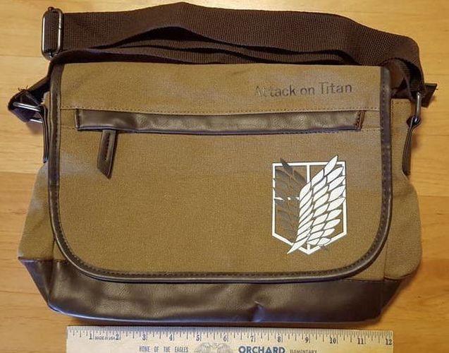 NEW Titan Messenger Bag  NOW $10 for sale in North Salt Lake , UT