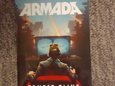 Armada by Ermest Cline