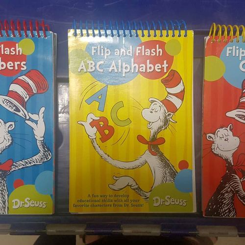 Dr Seuss Flip and Flash books / NEW for sale in North Salt Lake , UT