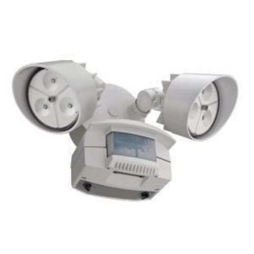 Twin Head Lithonia LED Motion Security Lights for sale in Orem , UT