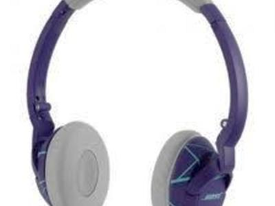 Bose SoundTrue On-Ear Purple/Mint Headphones