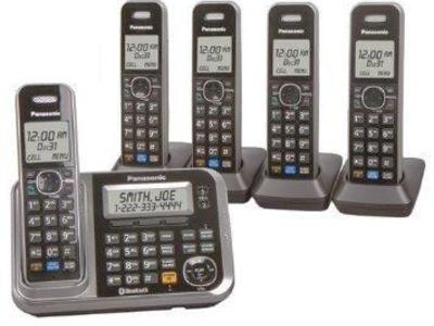 Panasonic KX-TG385SK Cordless Phone Set