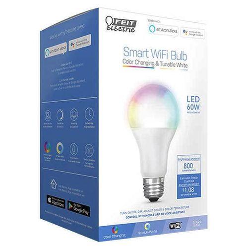 Feit Smart WiFi Smart LED 60W Bulbs 4-pack for sale in Orem , UT