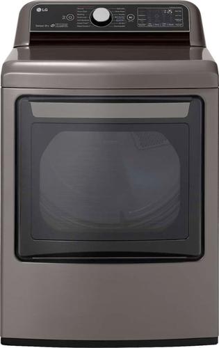LG DLGX7801VE 7.3 Cu. Ft. GAS Dryer in Graphite Steel for sale in Orem , UT