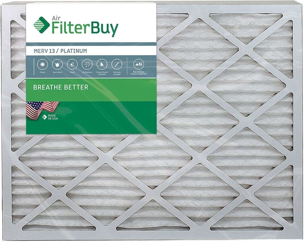 FilterBuy Pleated AC Furnace 6-pack 20x30x1 Air Filter for sale in Orem , UT