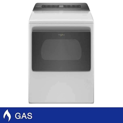 Whirlpool WGD6120HW 7.4 Cu. Ft. 35-Cycle Smart Capable Gas Dryer White 1425621 for sale in Orem , UT