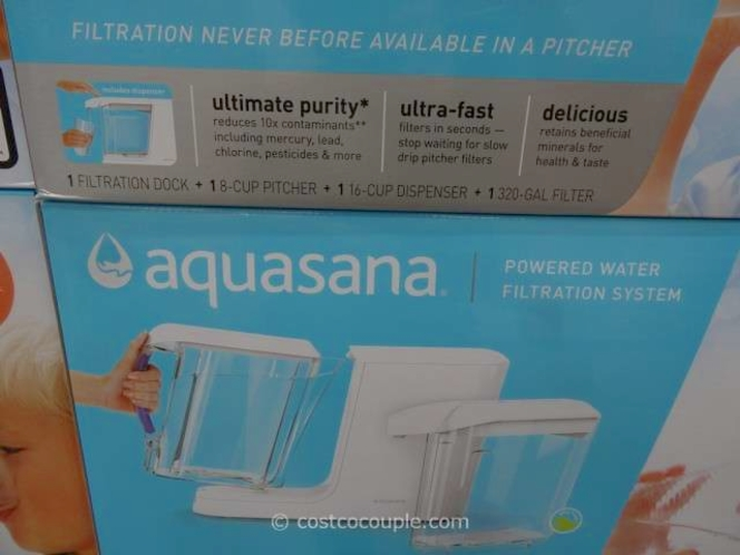 Aquasana Powered Water Filtration System 893553 for sale in Orem , UT