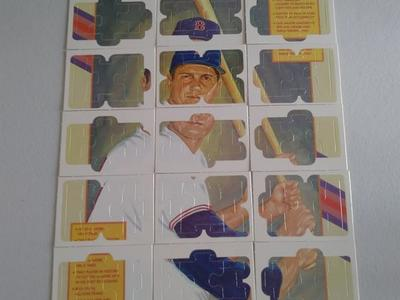 1990 Donruss Puzzle Set