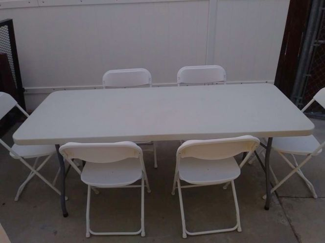 Tables and chairs.for rent. for sale in Salt Lake City , UT