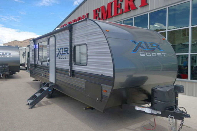 2021 Forest River XLR Boost 25LRLE for sale in Helper , UT