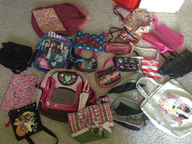 Bags and backpacks for sale in West Jordan , UT