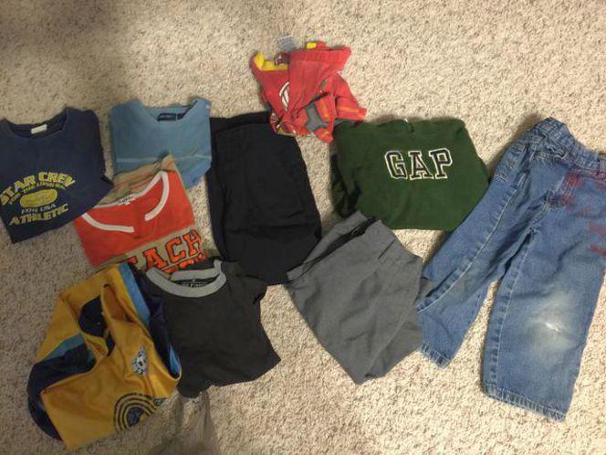 Boys cloth lot size 4T GAP, for sale in West Jordan , UT
