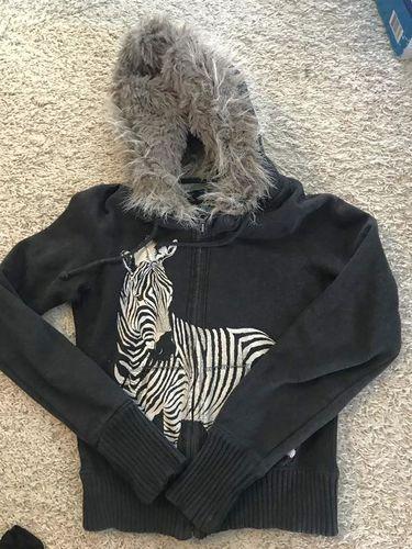 Zebra jacket for sale in West Jordan , UT
