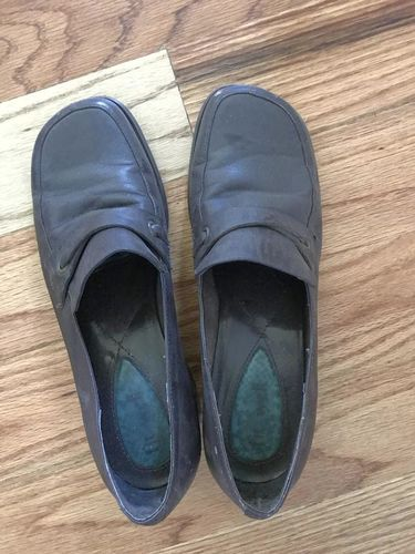 Brown shoes size 6.5 for sale in West Jordan , UT