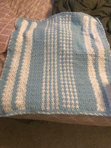 Handmade baby blanket new for sale in West Jordan , UT