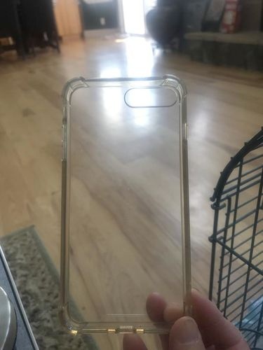 Protective IPhone 7+, 8+ clear case for sale in West Jordan , UT