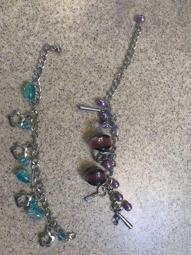2 bracelets for sale in West Jordan , UT