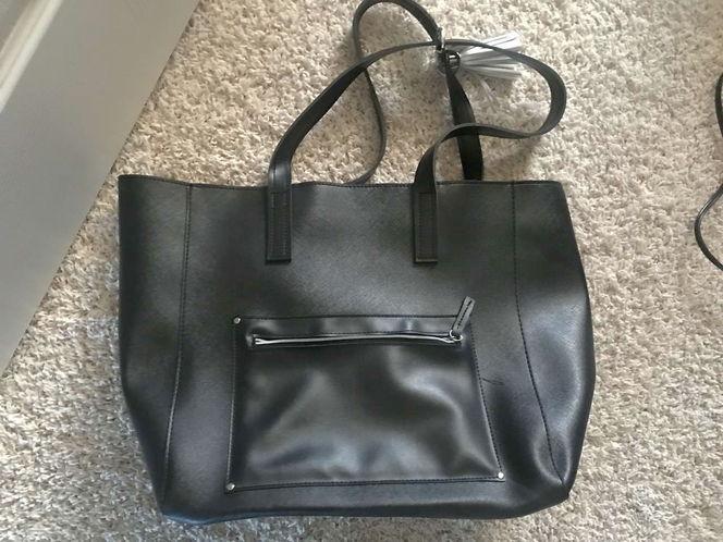 Brand new with tag. Large black bag for sale in West Jordan , UT