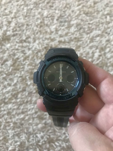 like new condition!!  Men's watch Casio G-Shock for sale in West Jordan , UT