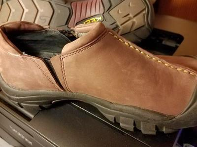 Keen leather WOMENS SHOES  7  37.5 LIKE NEW
