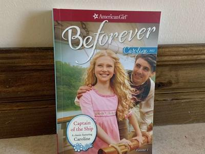 American Girl Caroline Beforever Captain of Ship