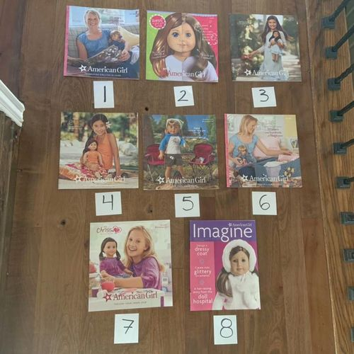 American Girl Catalogs And Magazines $5 Each  for sale in Herriman , UT
