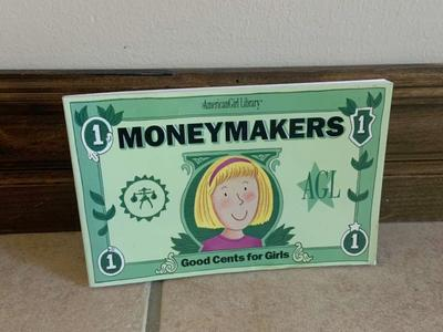 American Girl Money Makers Good Cents for Girls