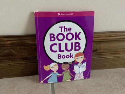 American Girl The Book Club Book