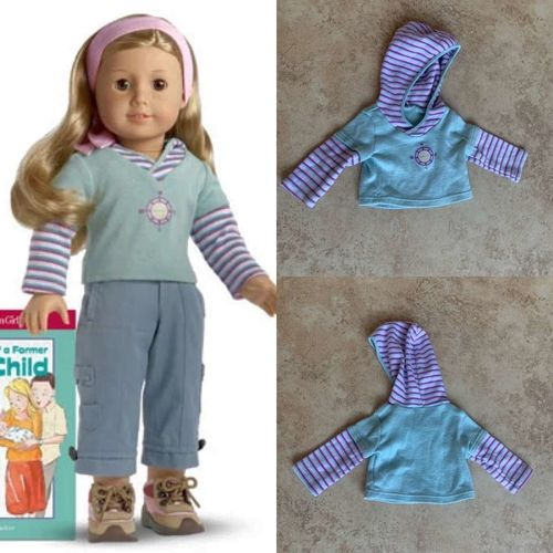 American Girl 2007 Adventure Outfit Hoodie  for sale in Herriman , UT