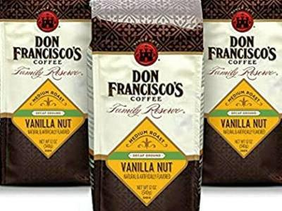 Don Francisco's Decaf Coffee