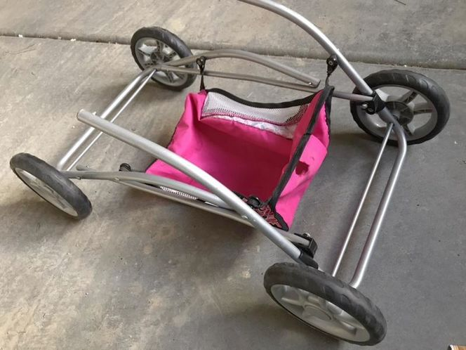 Parts Of Baby Doll Carriage for sale in South Jordan , UT