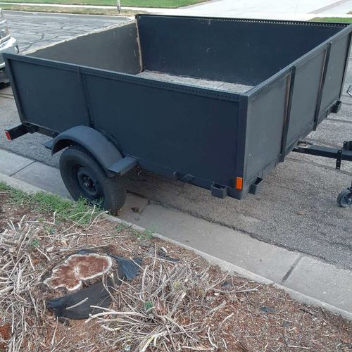 Utility Dump Trailer for Rent  for rent in West Bountiful , UT