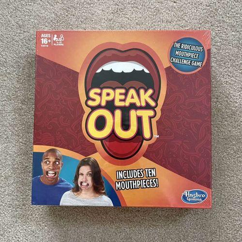 "NWT Hasbro Game ""Speak Out"" for sale in South Jordan , UT"
